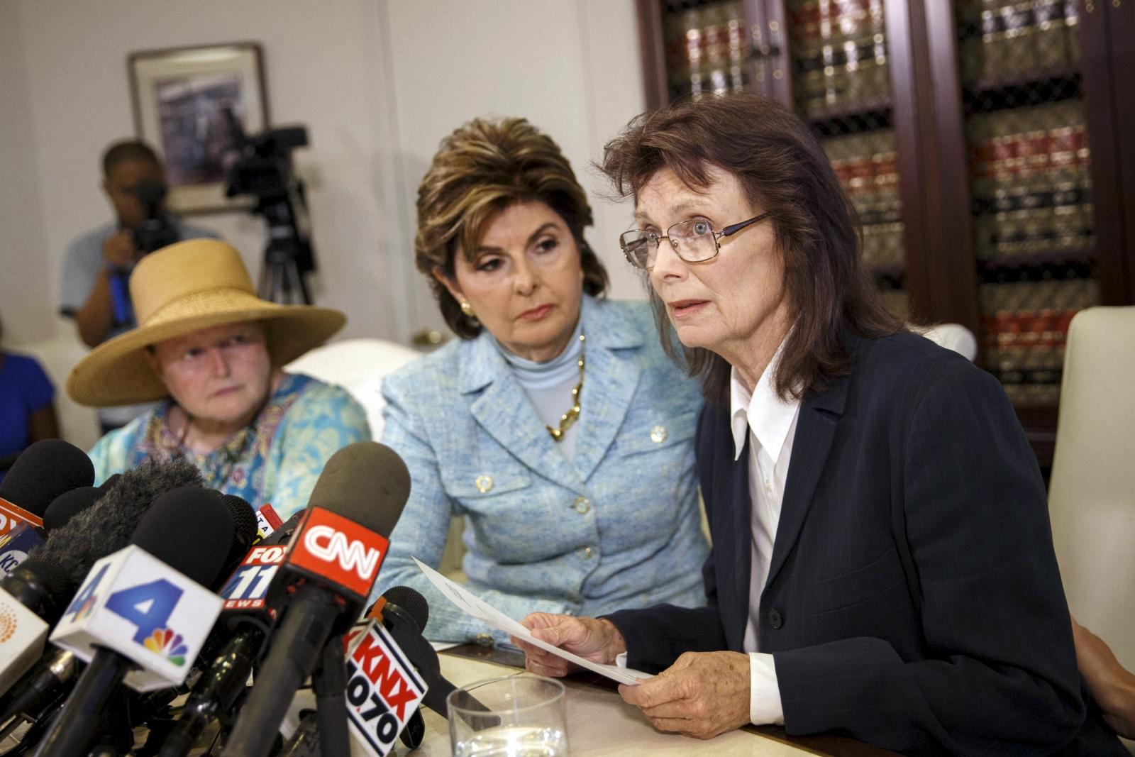 Bill Cosby sex allegations