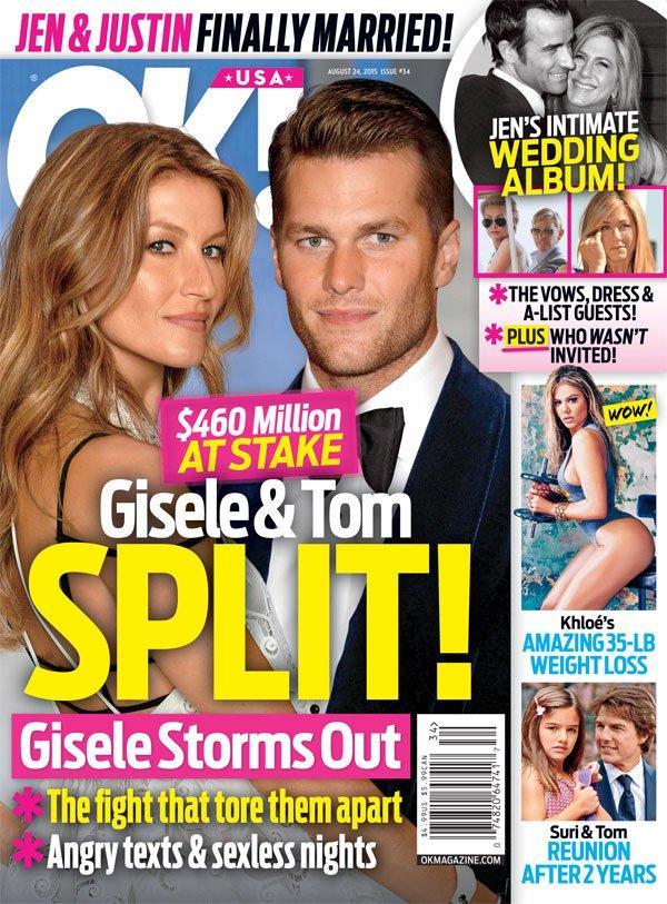Gisele Bundchen Tom Brady Divorce