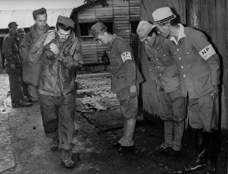 Japan surrender 1945