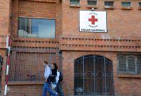 Paraguay hospital