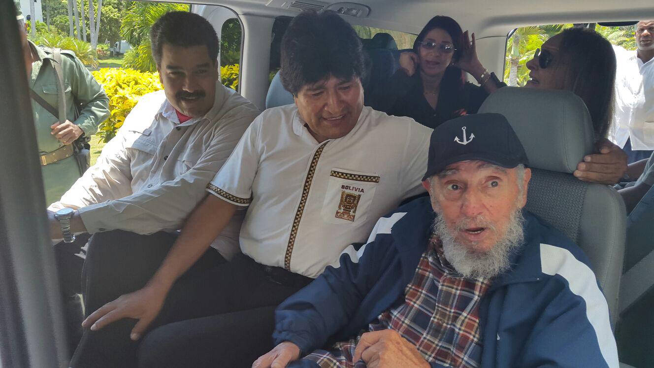 Cuba Fidel Castro birthday