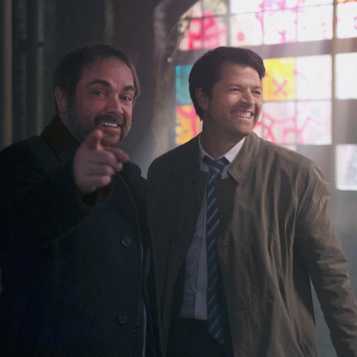 Supernatural season 11 premiere
