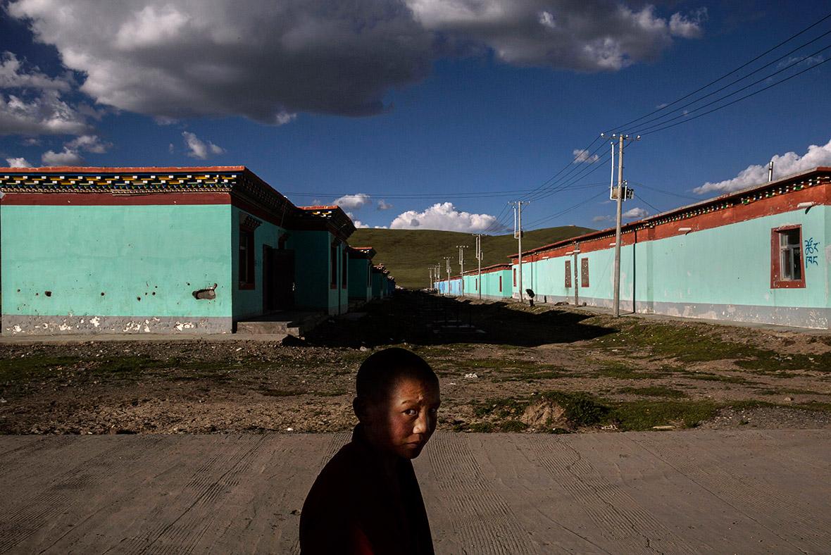 Tibetan nomads Kevin Frayer