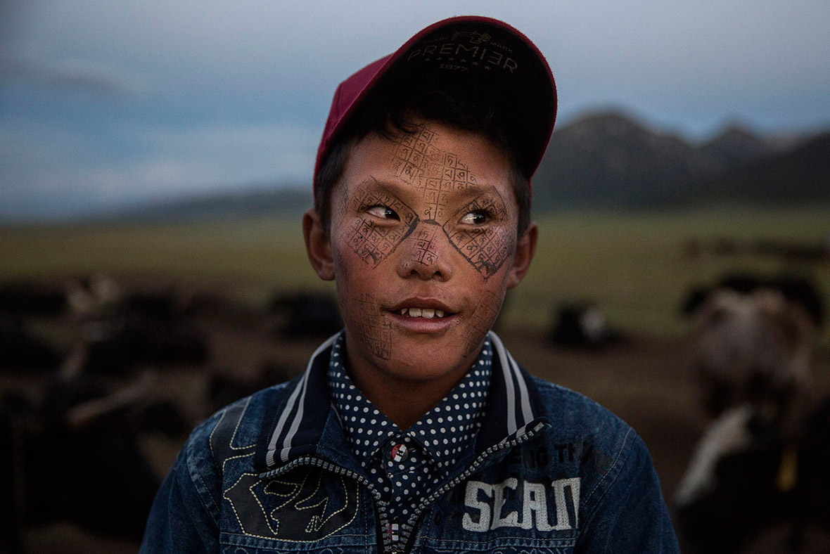 China: Tibetan nomads' way of life under threat in government resettlement programme [Photo report]