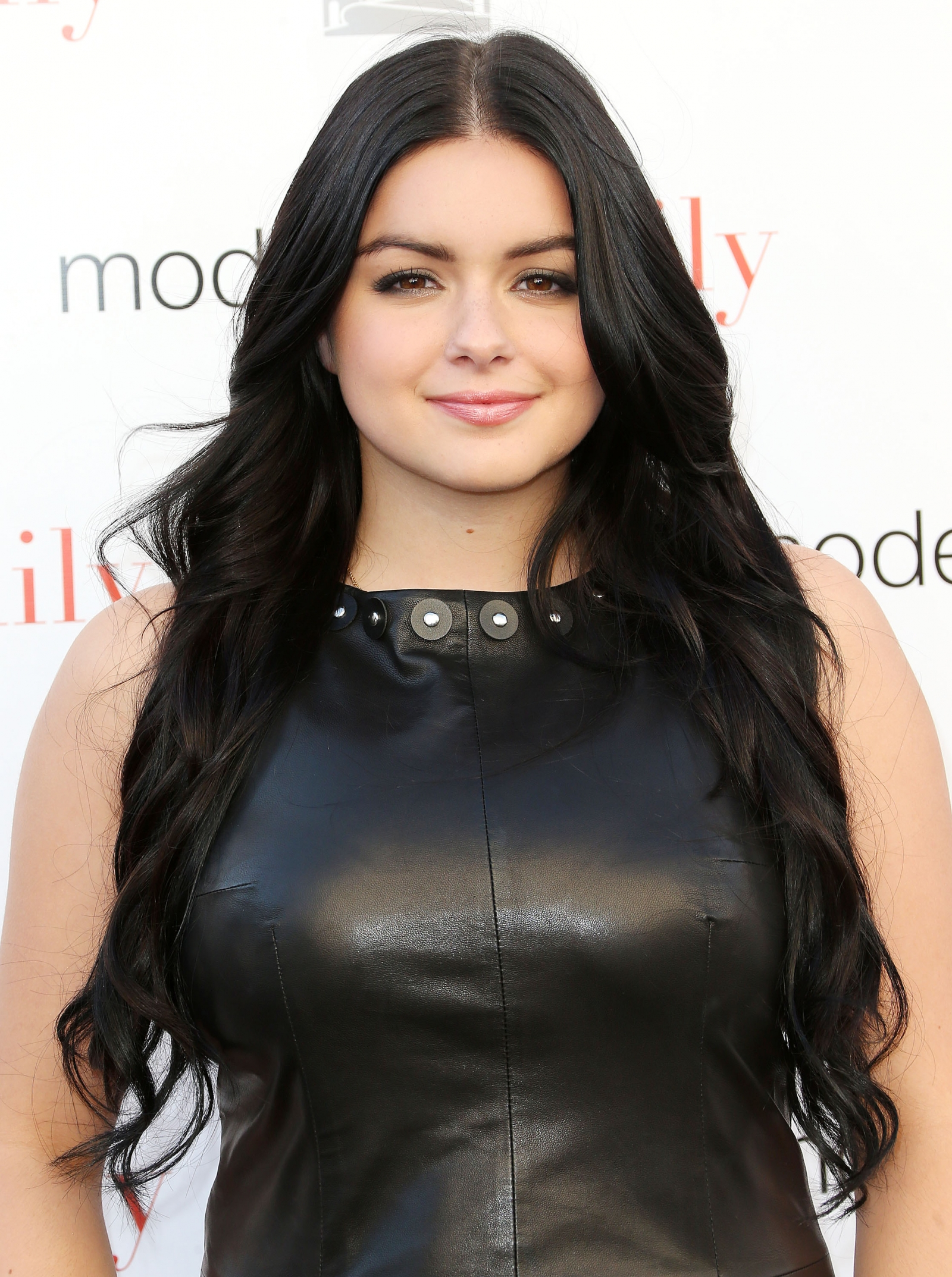 how tall is ariel winter how tall is