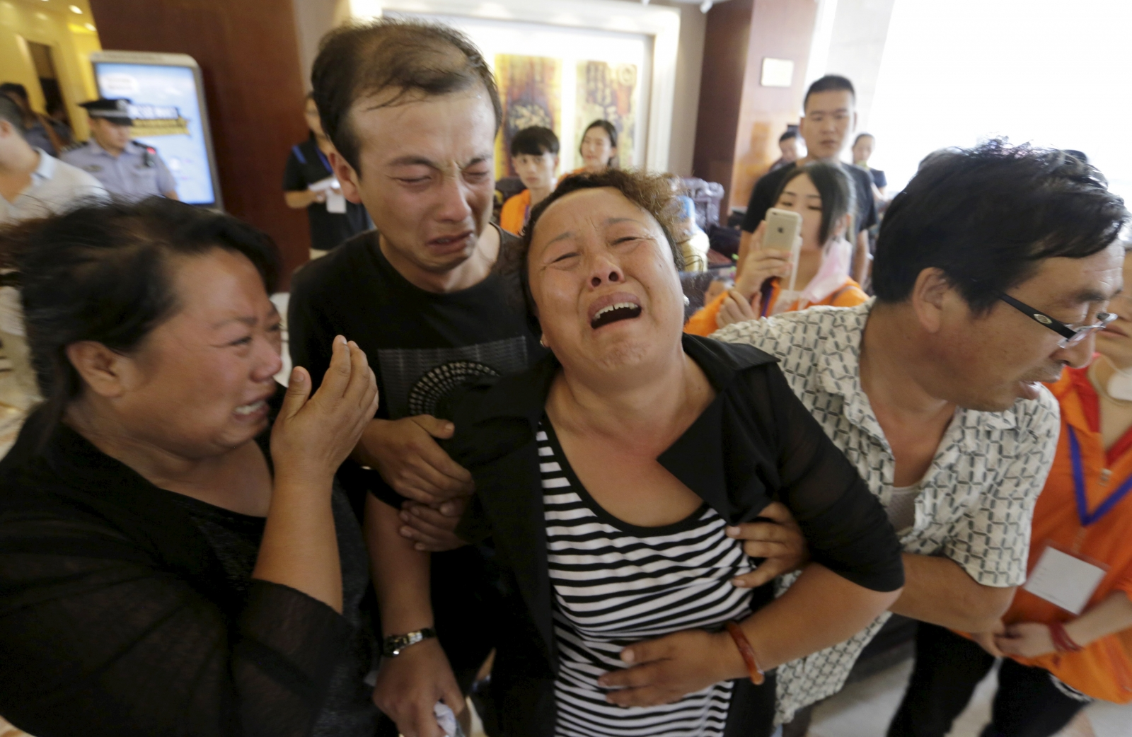 China Tianjin blast
