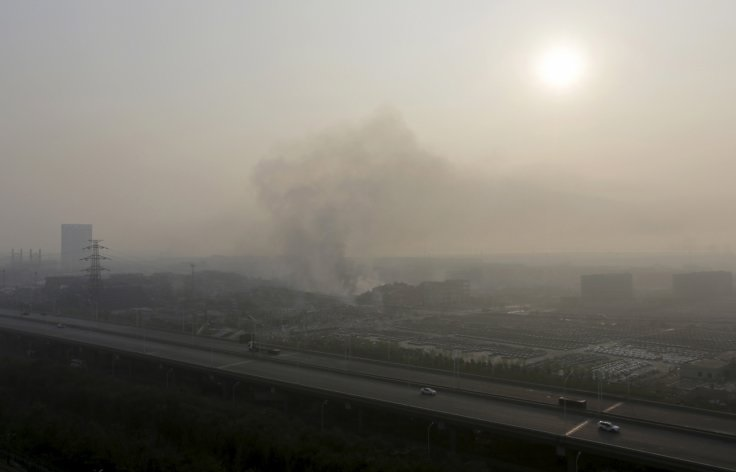 Tianjin further explosions