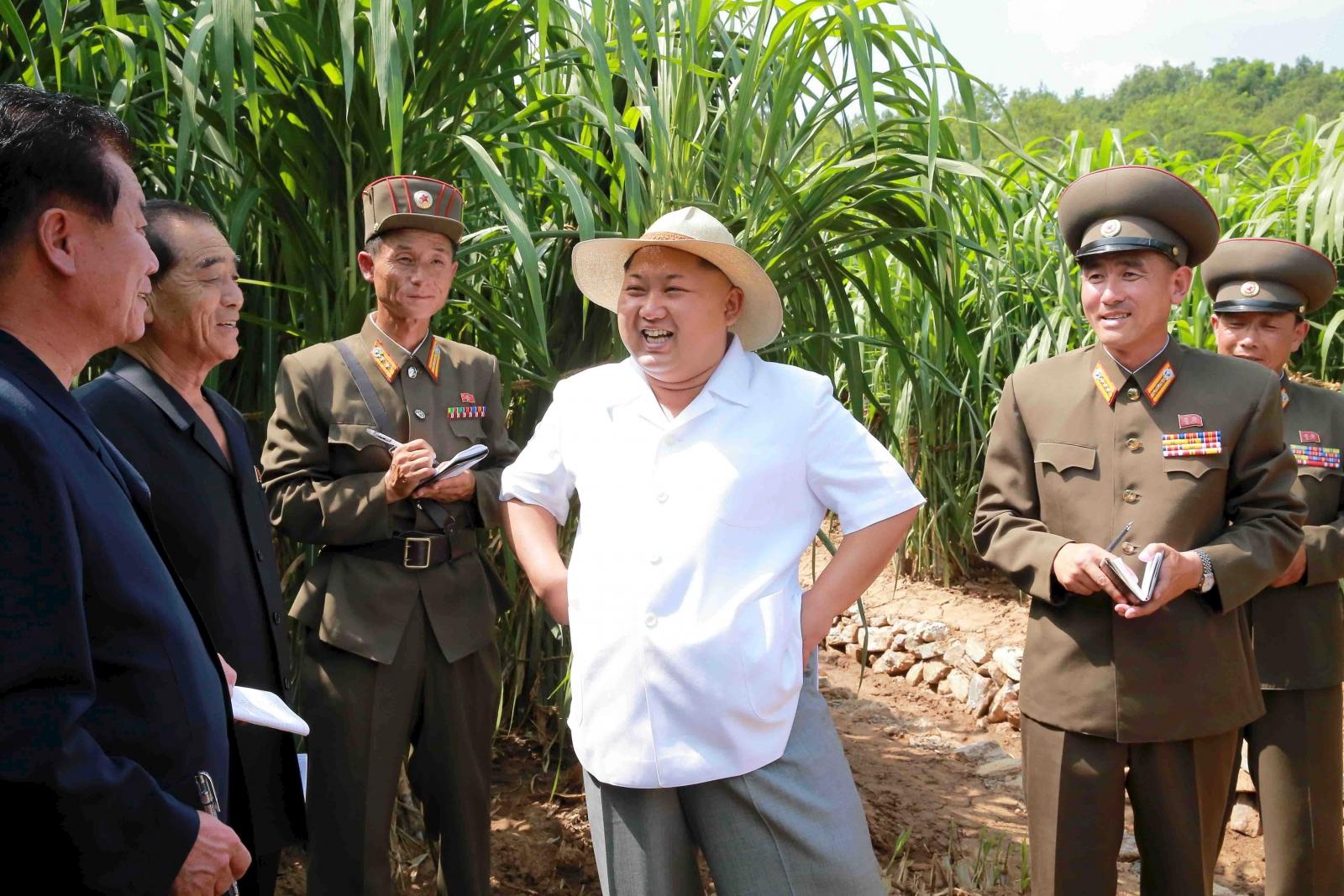 North Korea threat DMZ explosion