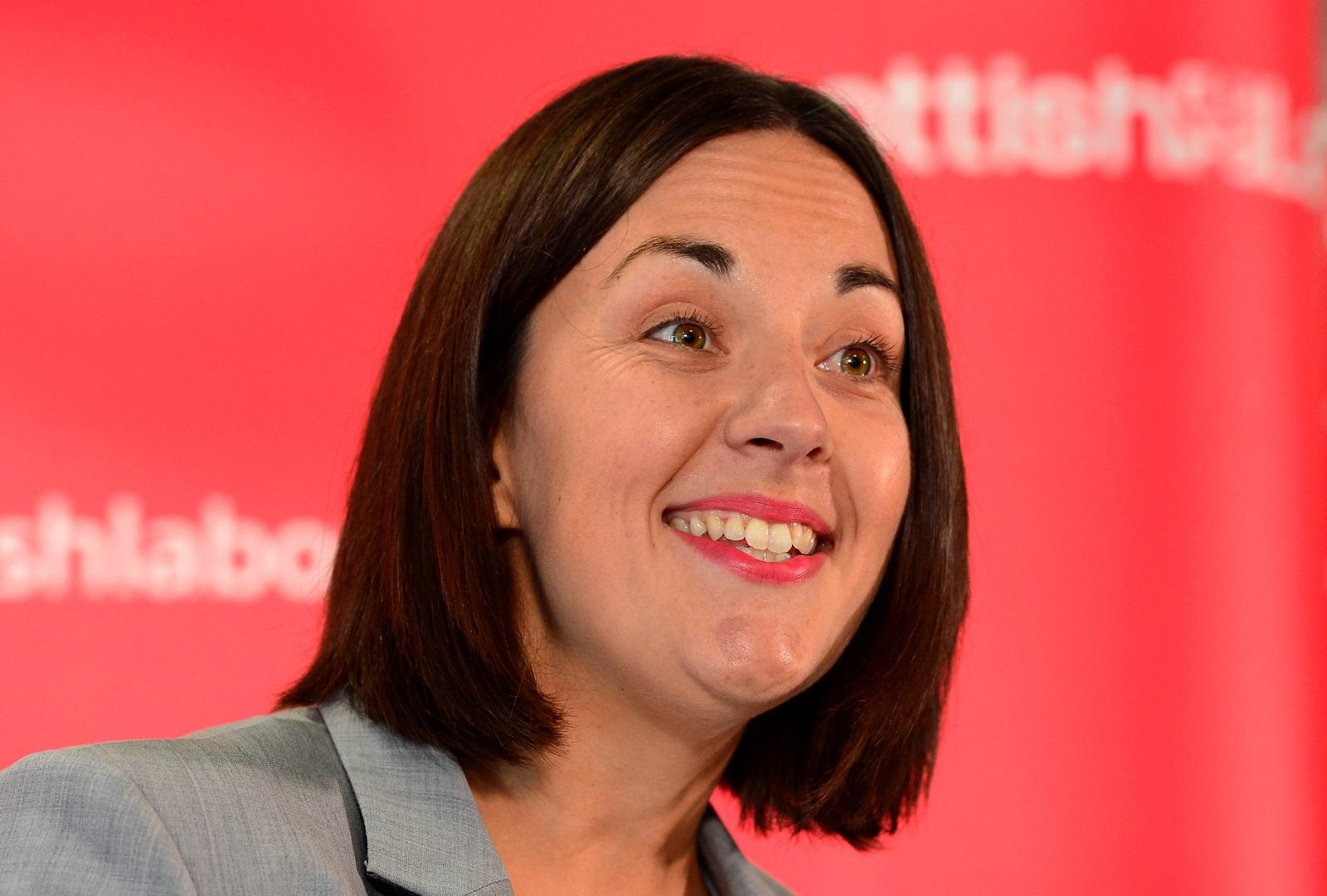 Kezia Dugdale Scottish Labour leader
