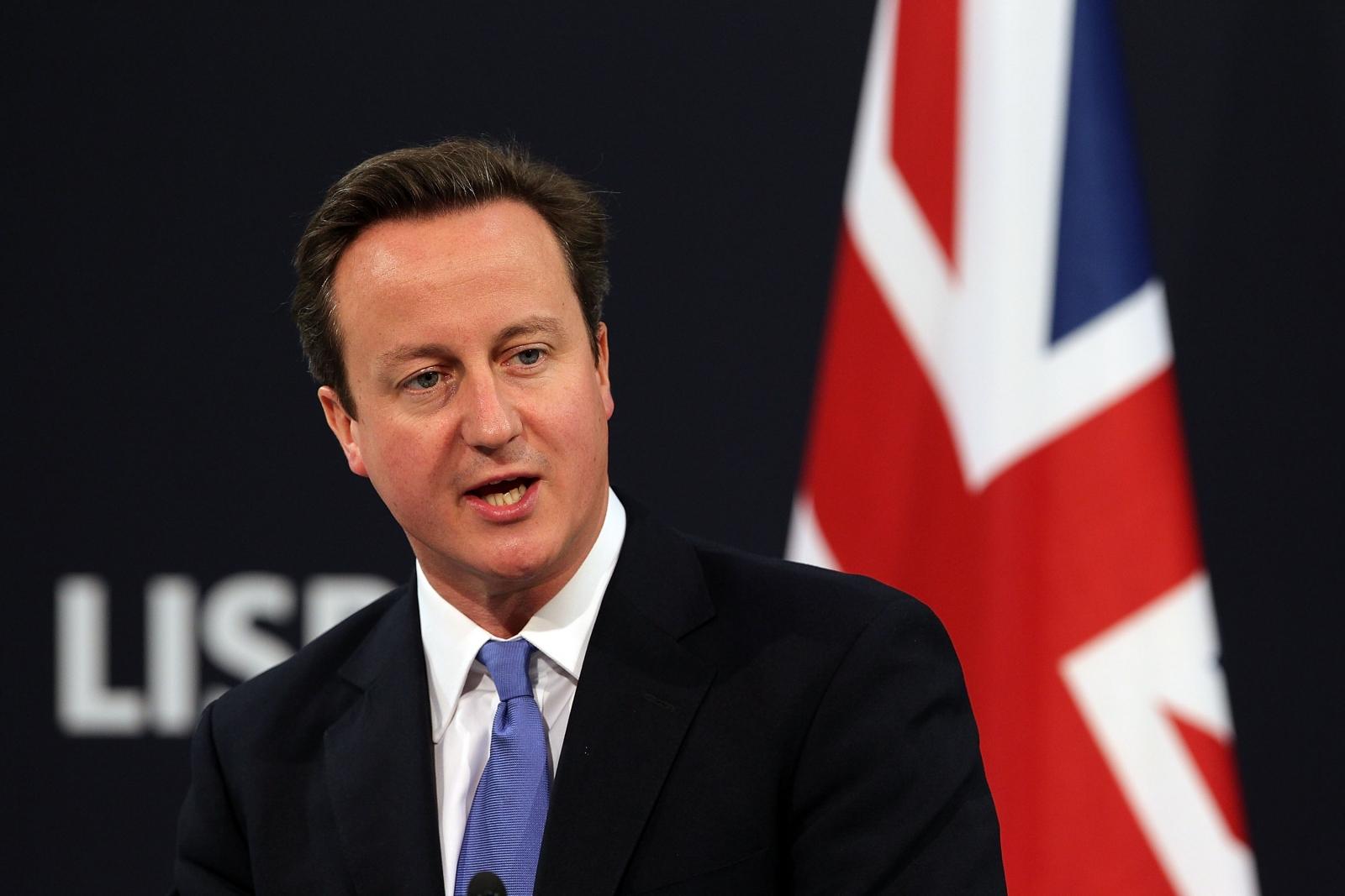 David Cameron purdah