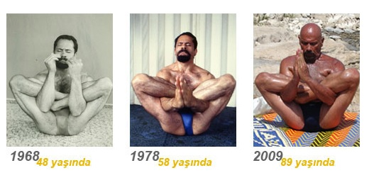 Yoga for male sexuality
