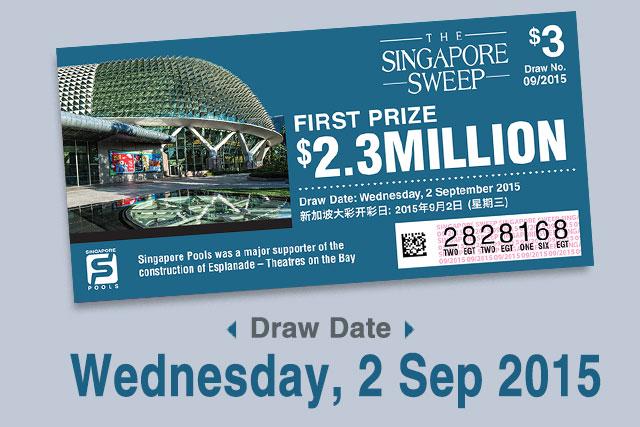Singapore Sweep