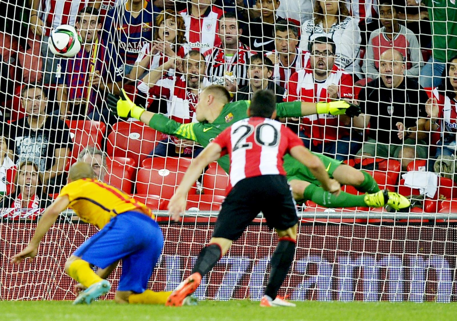 Aritz Aduriz goal
