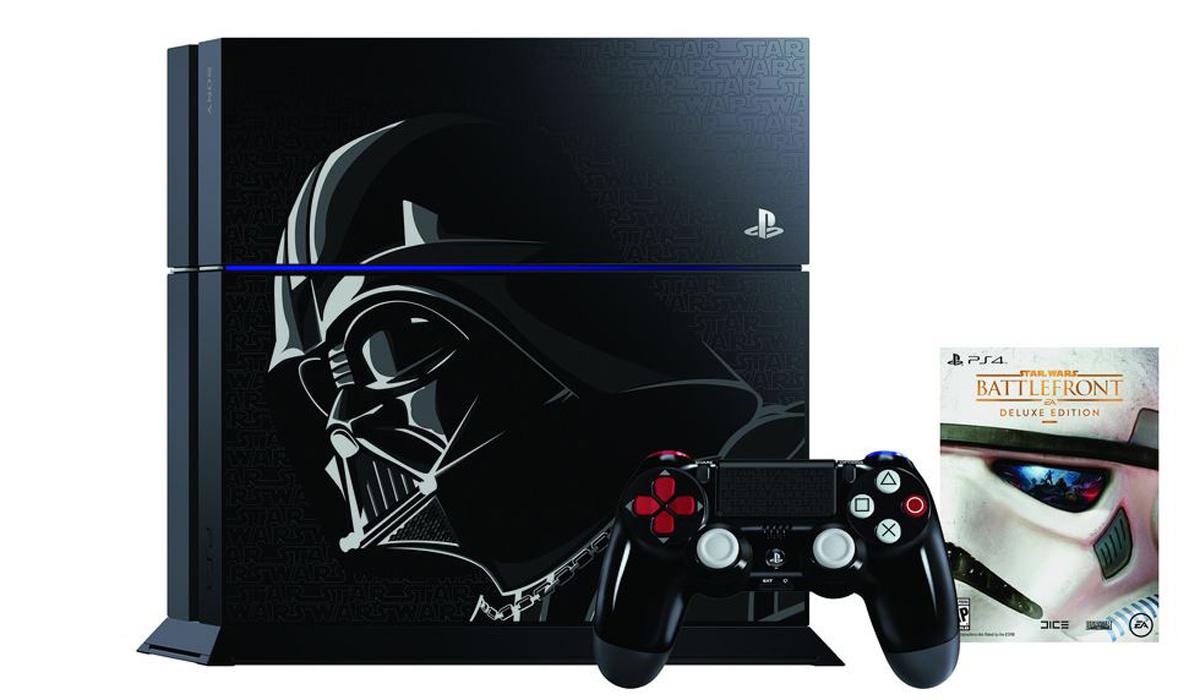 Darth Vader PS4 Battlefront