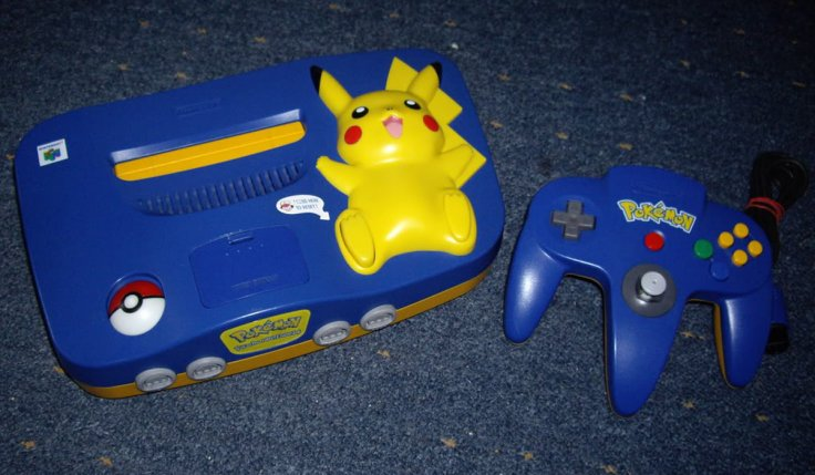N64 Pikachu