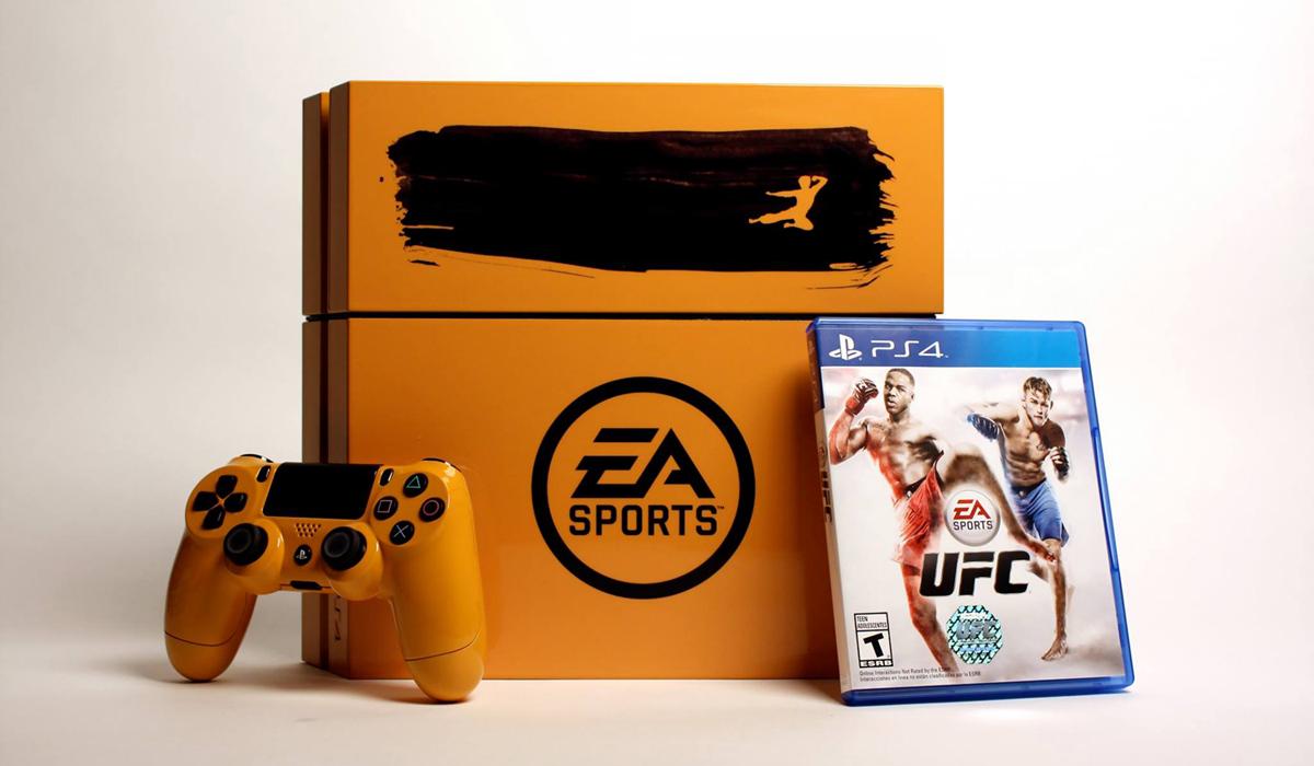EA UFC PS4