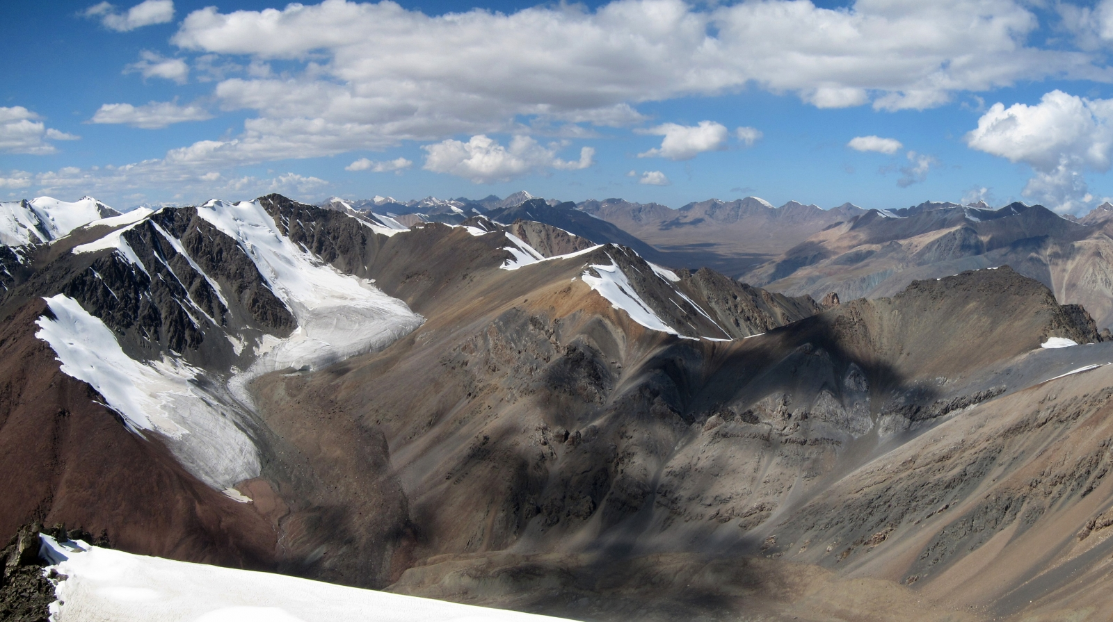 Tien Shan mountain range