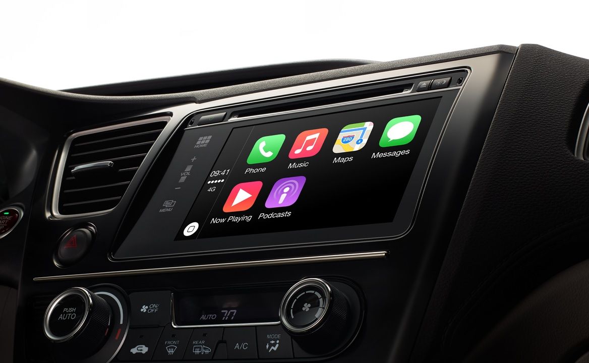 Apple CarPlay: These are all the vehicles that work with ...