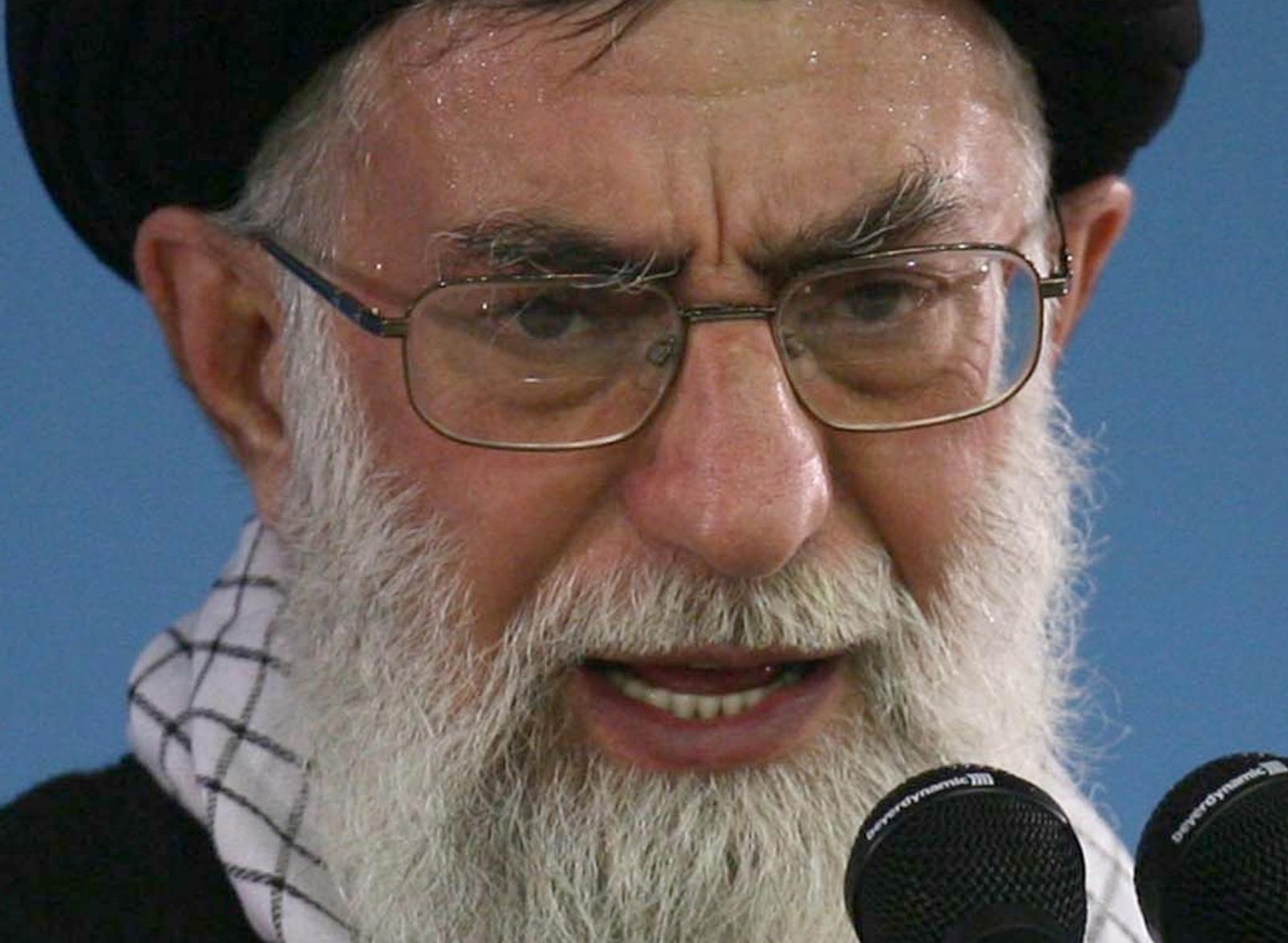 Iran nuclear deal Ayatollah Khamenei