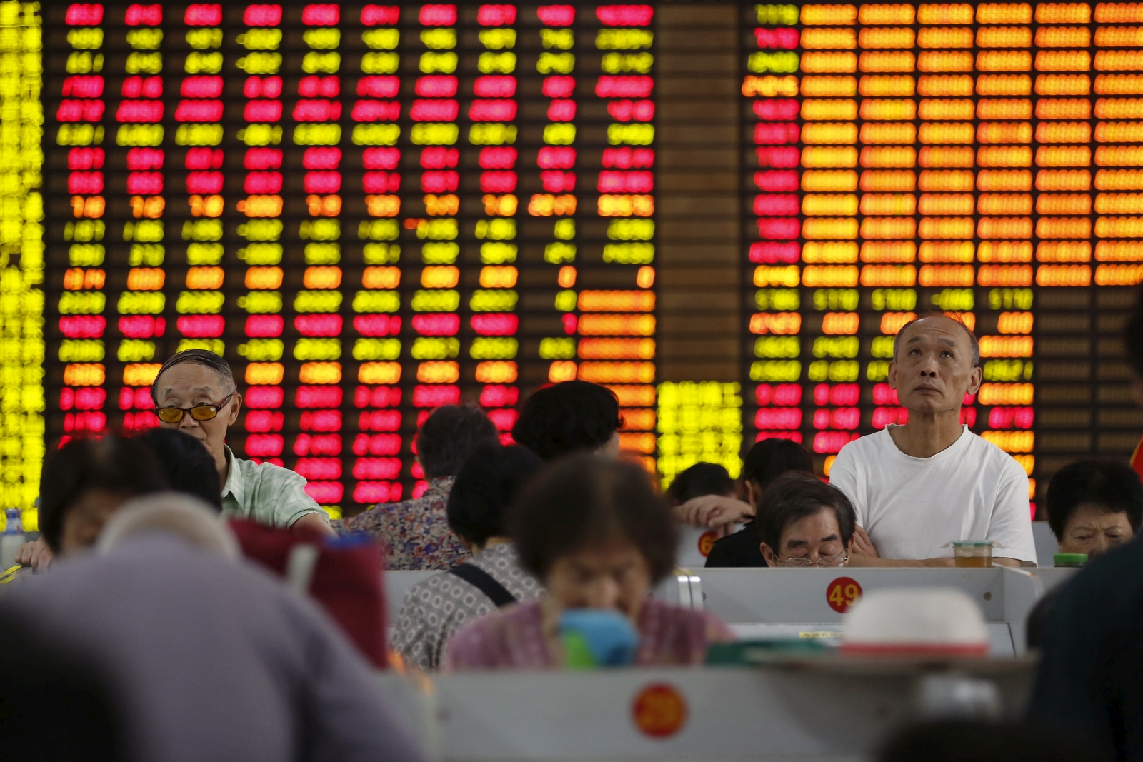 Shanghai brokerage