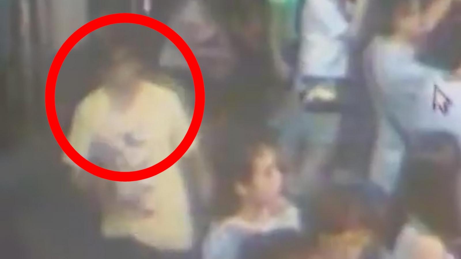 Bangkok bomb suspect