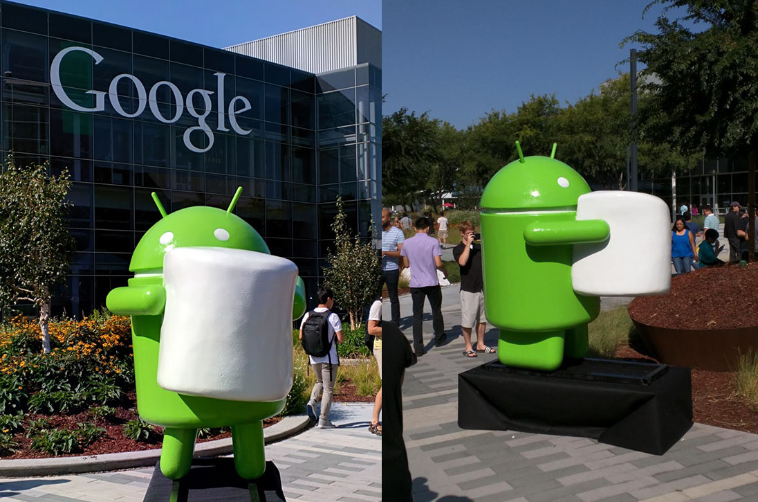Google Android users hit with malware warning
