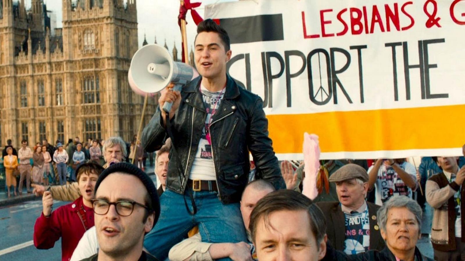 Scene from 2014's Pride