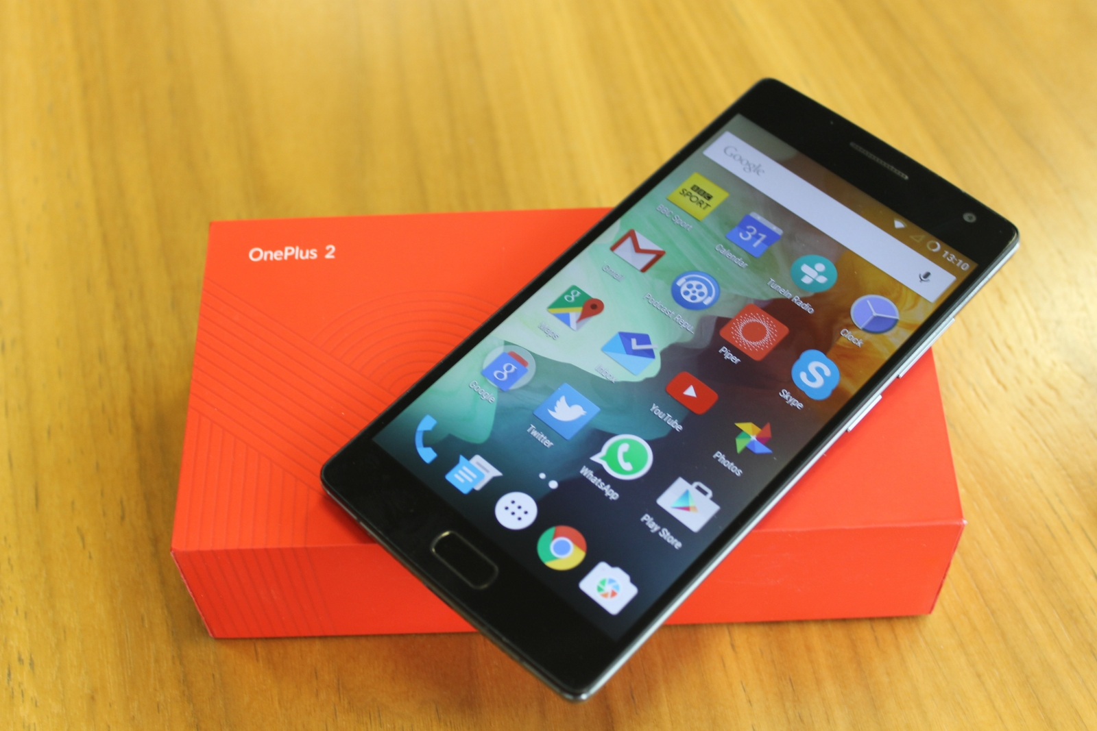 OnePlus 2 Review - design