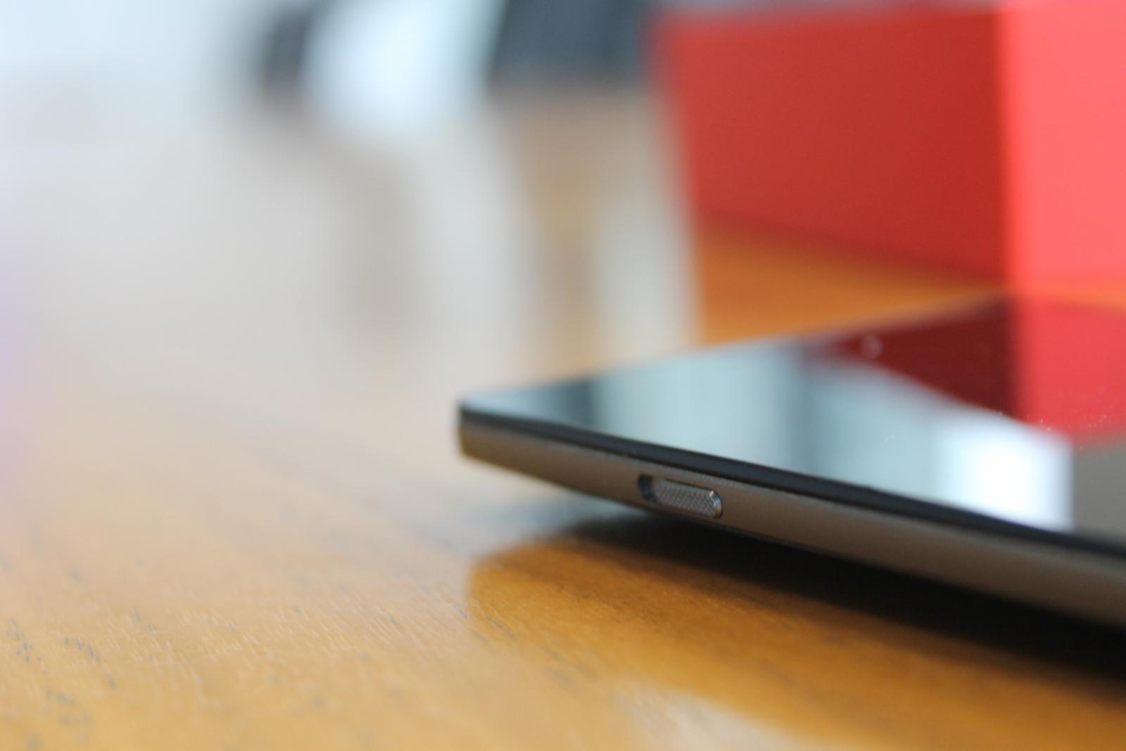 OnePlus 2 Review - Notification slider