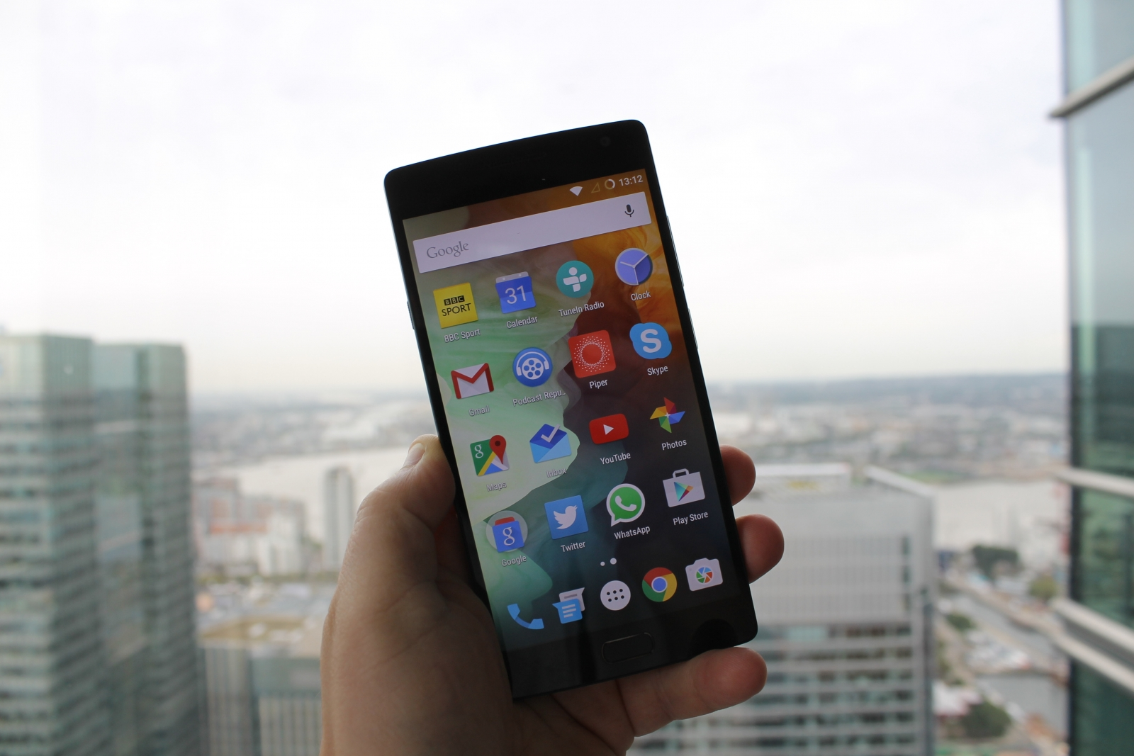 OnePlus 2 smartphone hands-on