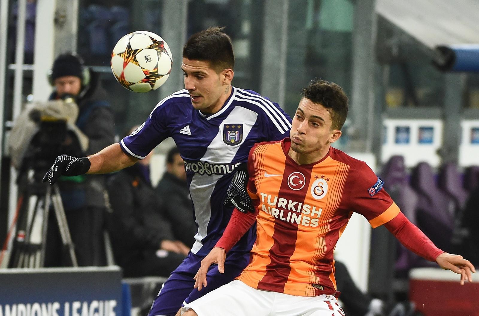 Alex Telles Galatasaray