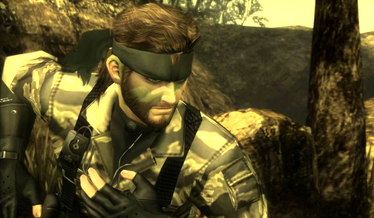 Metal Gear Solid  Face Paint