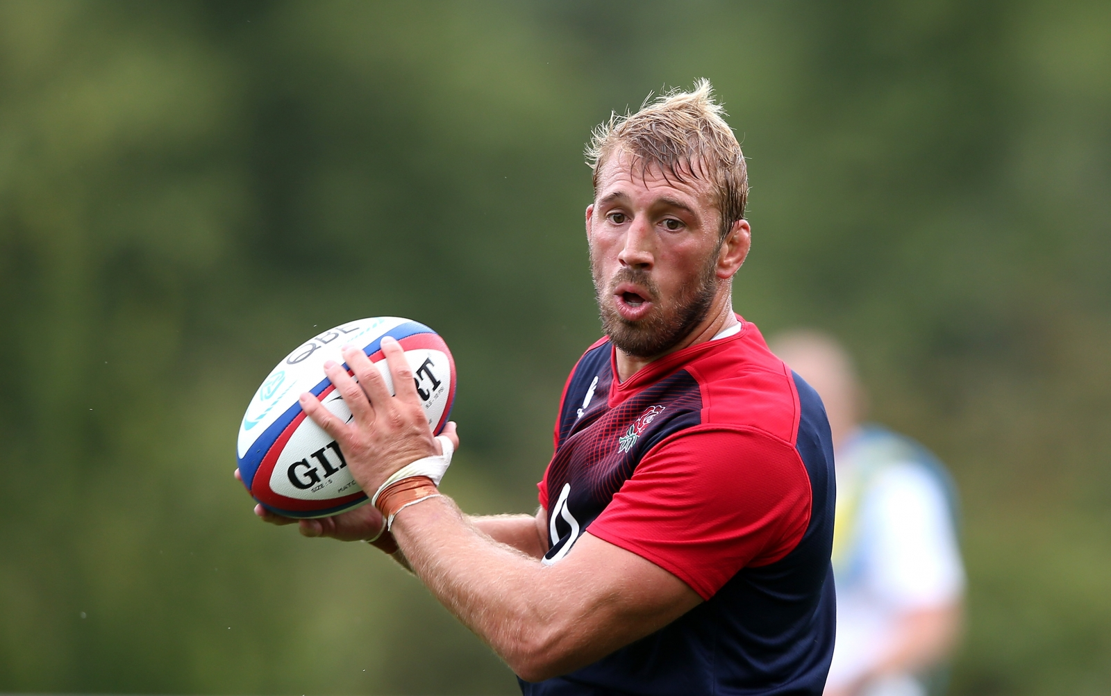 Chris Robshaw England