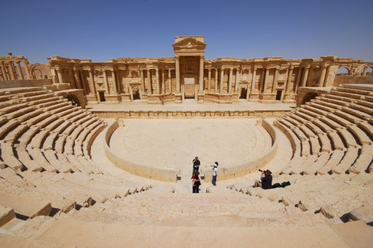 Palmyra historic city