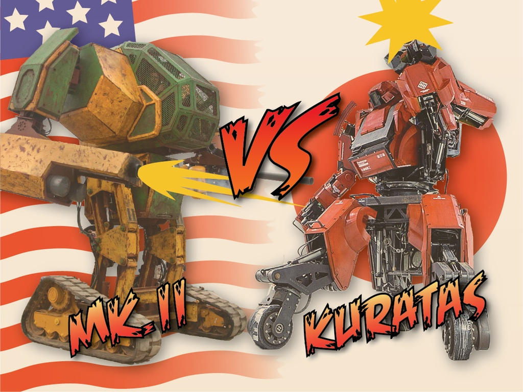 MegaBots vs Kuratas: Who will win?