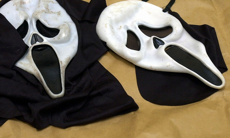 Scream masks