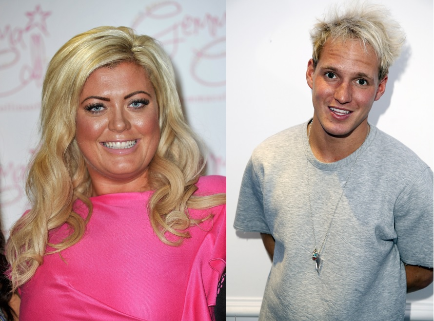 Jamie Laing and Gemma Collins