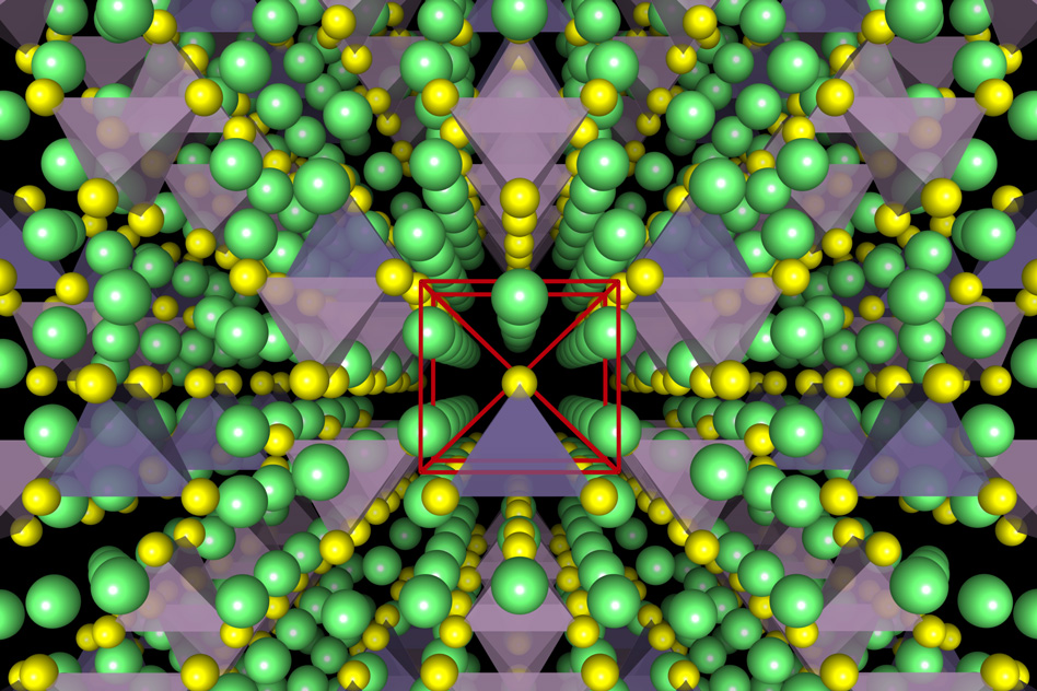 MIT's visualisation of solid state lithium-ion batteries