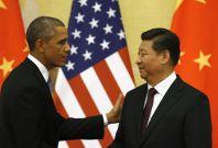 Barack Obama Xi Jinping China US