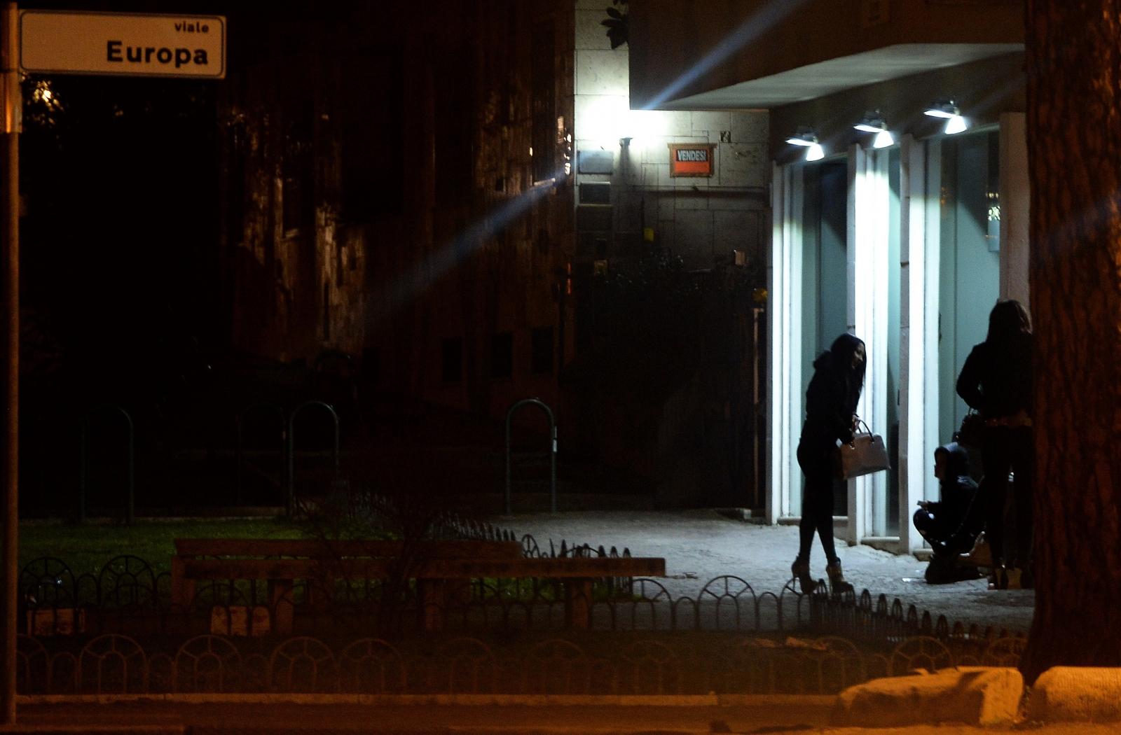 Prostitutes Italy