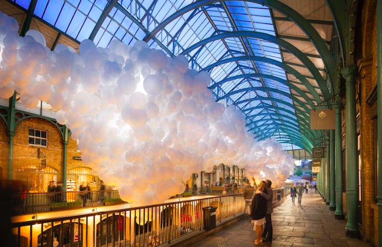 Covent Garden balloons