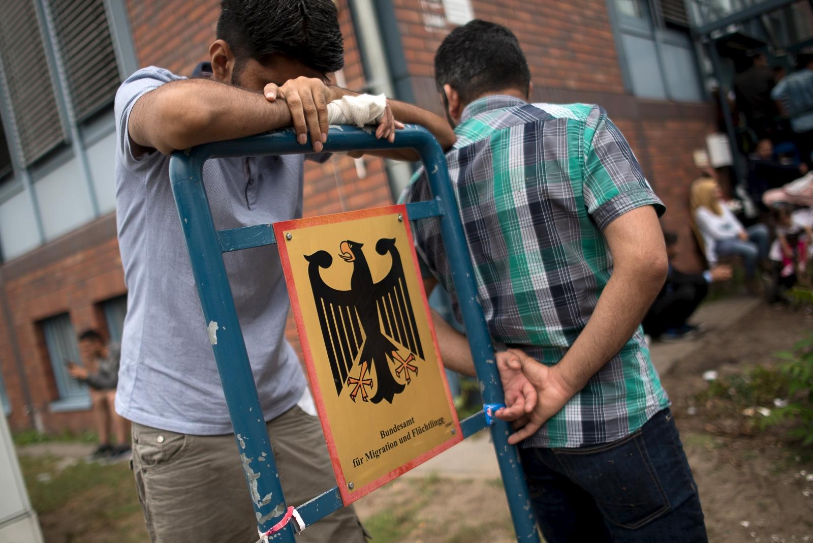 Germany asylum-seekers