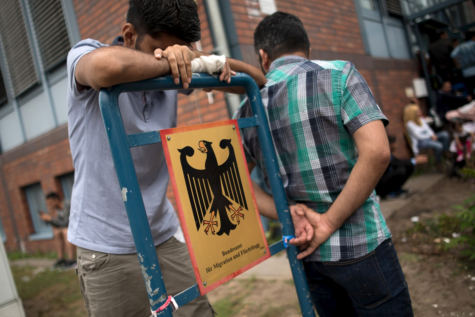 Germany asylum-seekers