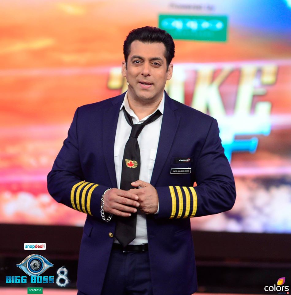 Salman Khan in Bigg Boss 9