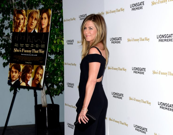 Jennifer Aniston Wedding Shes Funny That Way Actress Gushes About