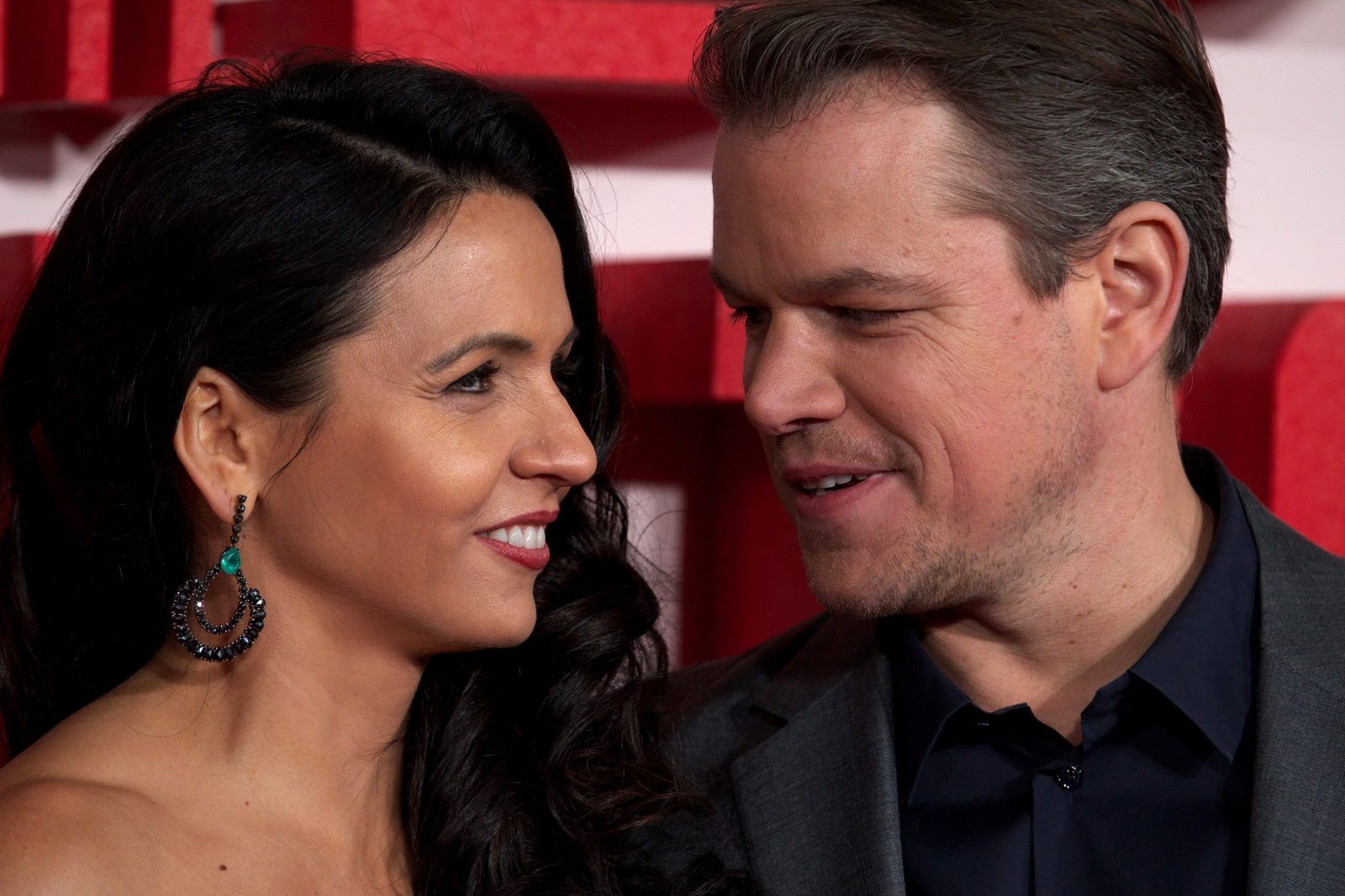 Matt Damon Admits He Feels Lucky To Have Found His Wife