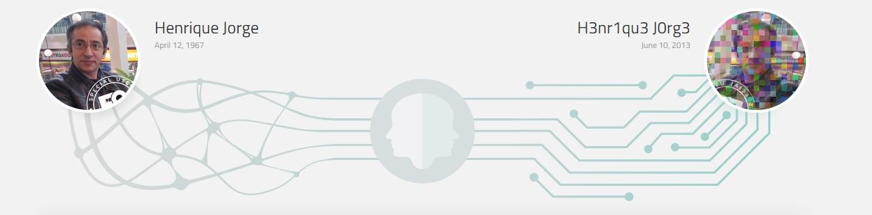 artificial intelligence eter9 social network