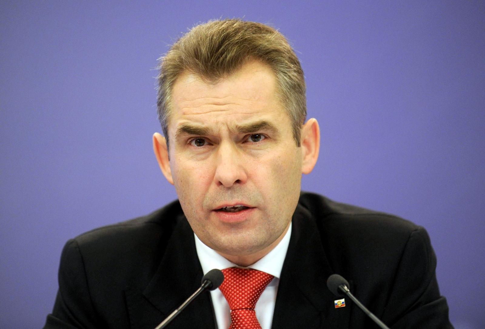 Pavel Astakhov, Russian Children's Ombudsman