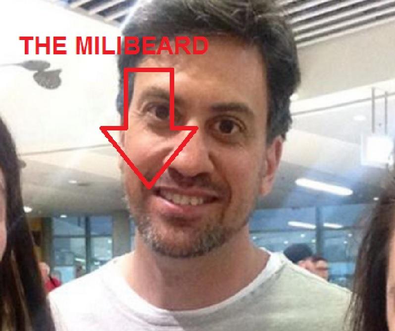 Ed Miliband's beard