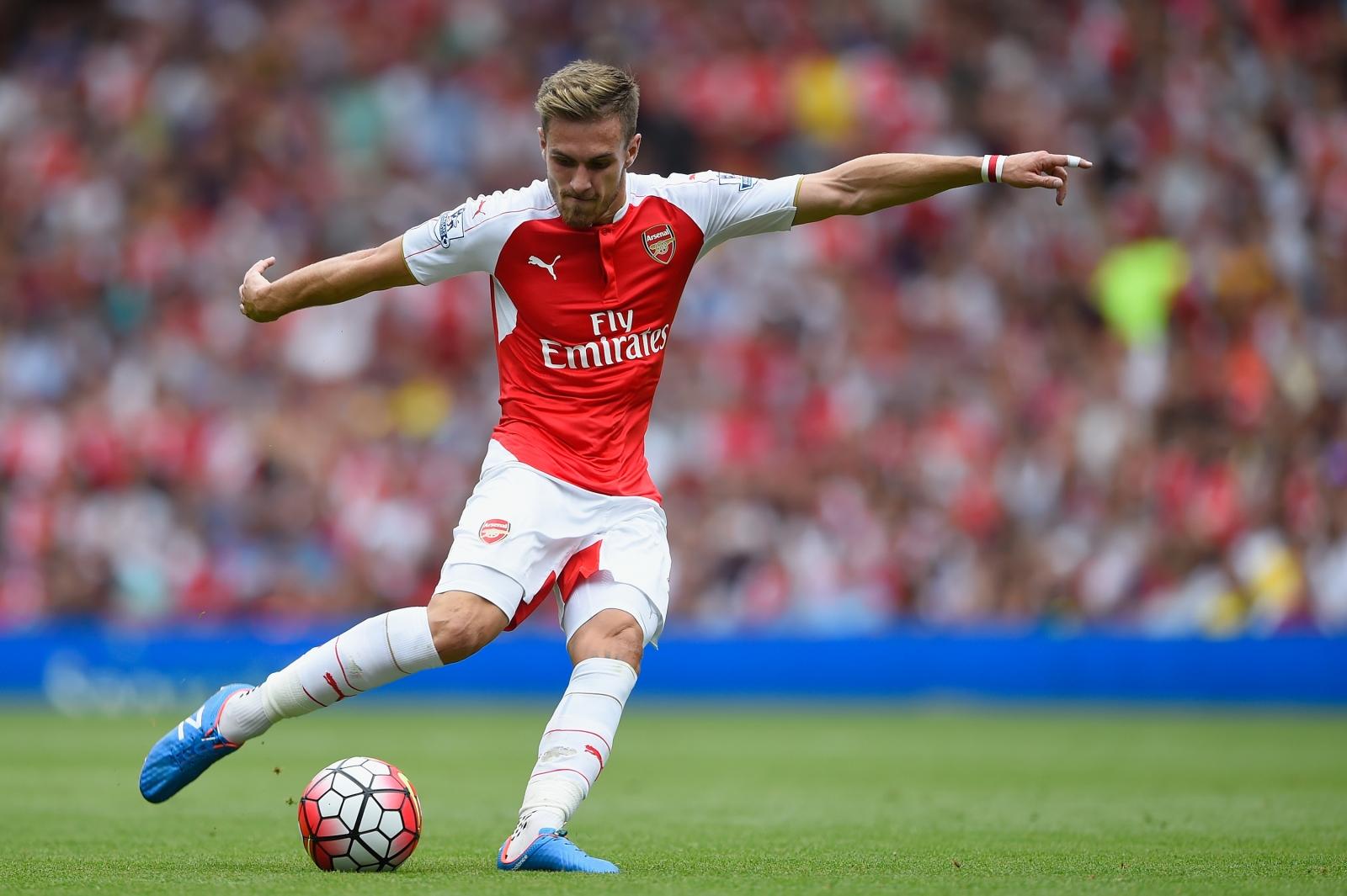 Aaron Ramsey: Arsenal: Arsene Wenger Confirms Aaron Ramsey And Hector